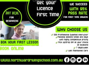 Northway driving school- Melbourne driving school